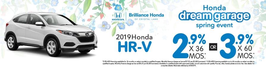Brilliance Honda Finance Specials