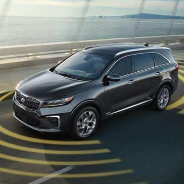 2019 Kia Sorento Safety