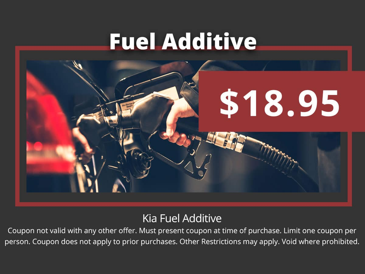 Kia Fuel Additive
