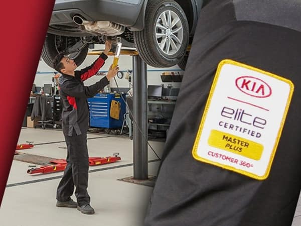 Kia Transmission Fluid Exchange Service