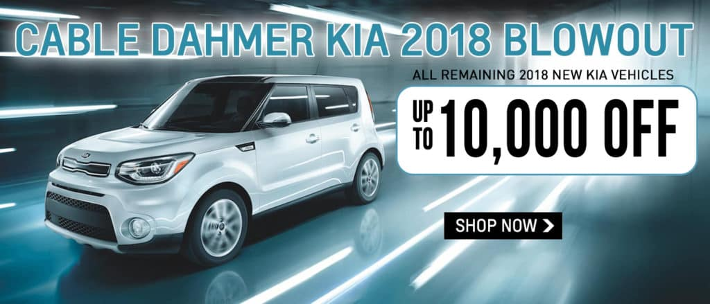 New Kia Specials In Lee S Summit Cable Dahmer Kia Of Lee