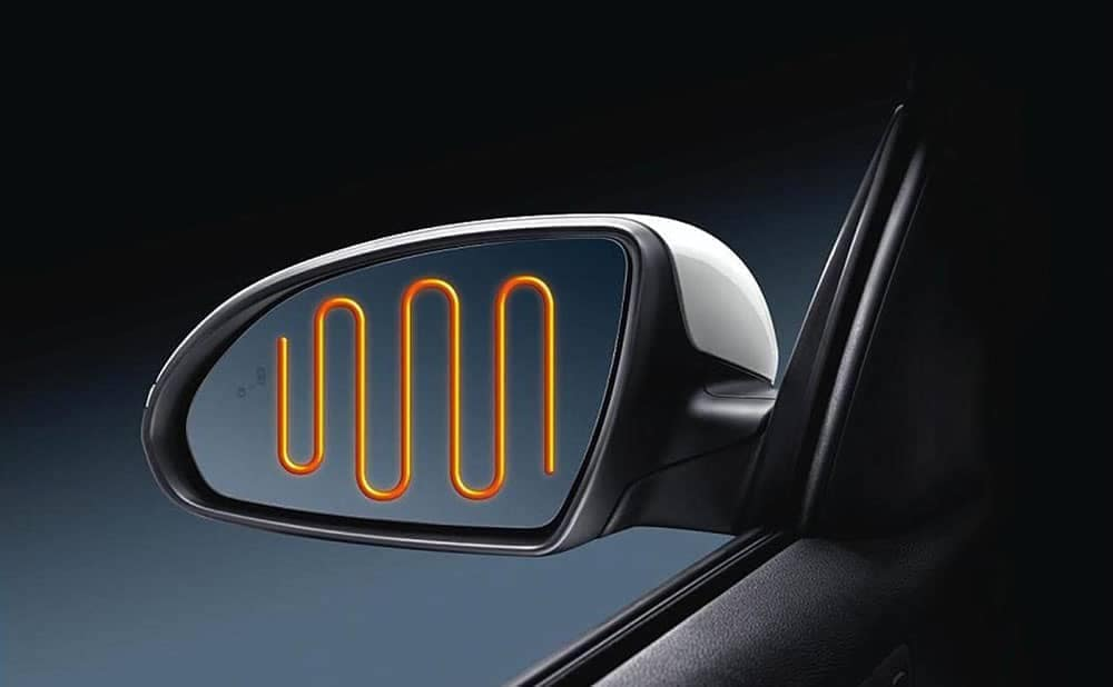 2019 Kia Optima Mirror