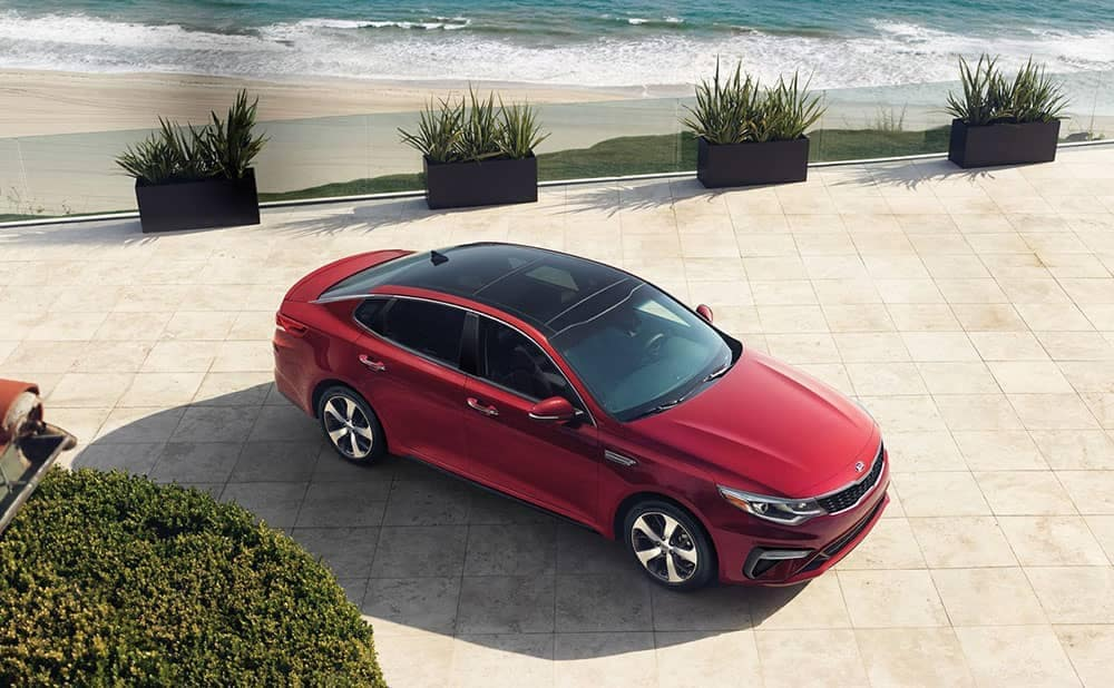 2019 Kia Optima Top