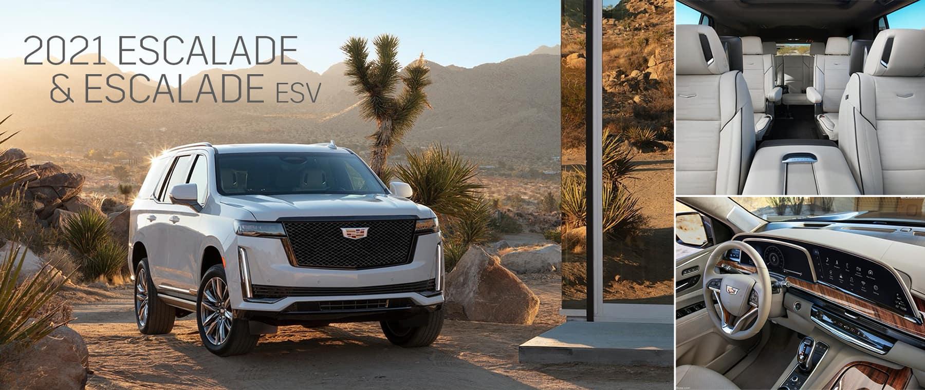 2021 Cadillac Escalade Order Yours Today