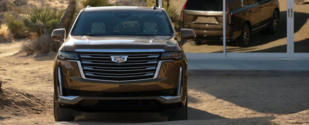 2021 Cadillac Escalade Front Image