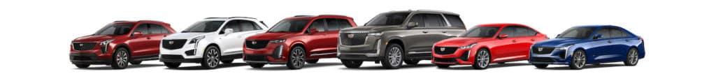 Cadillac Model Lineup