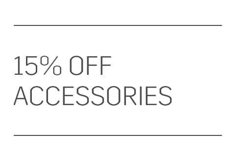15% OFF ALL Accessories - Installation Available