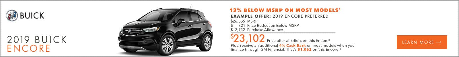 Buick GMC Sales Event