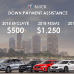 Buick Down Payment Assistance