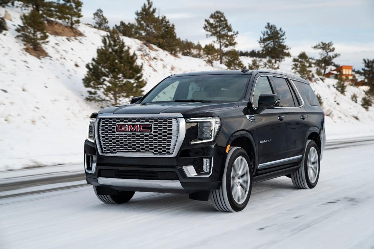 2021 gmc yukon a look at what's new  castle buickgmc