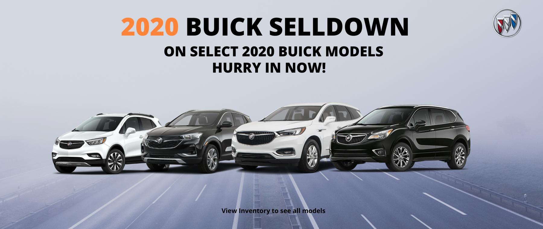 Buick Sell Down (DI) (1)