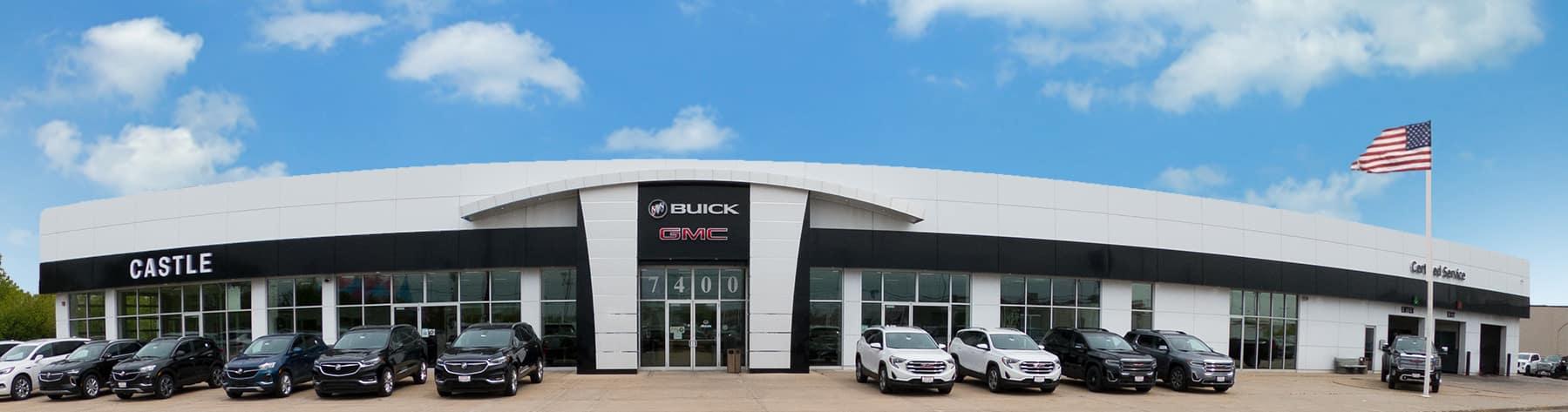 Castle Buick GMC Storefront