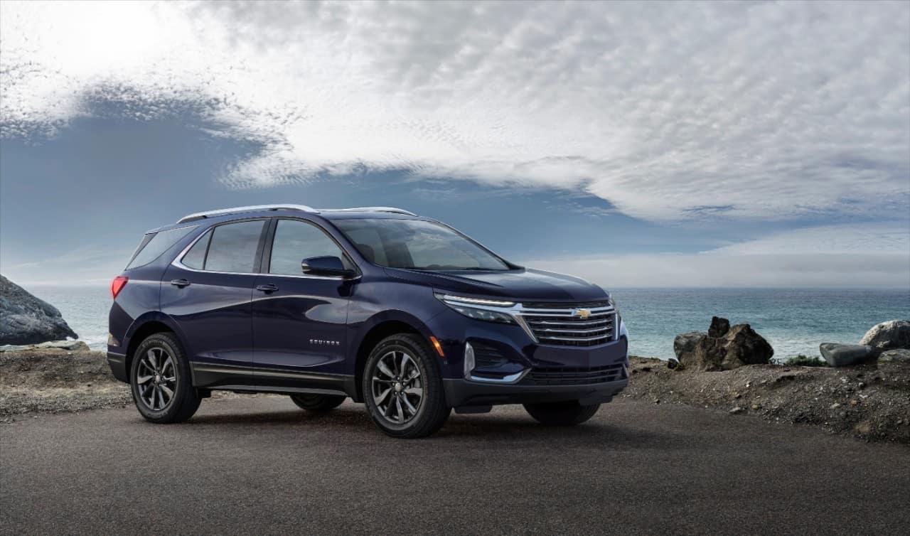 2022 Chevrolet Equinox Premier