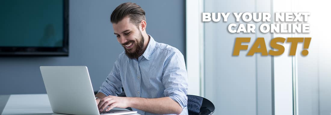 buy your next car online fast