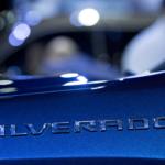 Chevy Silverado Logo
