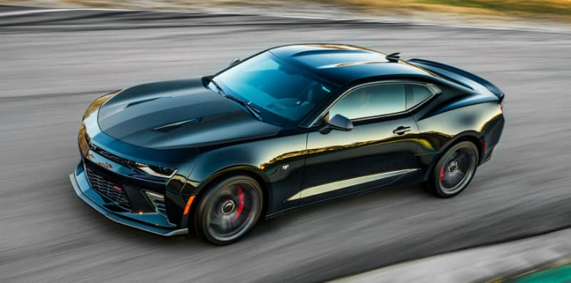Customers In The Arlington Heights, IL Area Looking To Purchase A New  Coupe, Might Consider The 2018 Chevy Camaro Vs Nissan 370z.