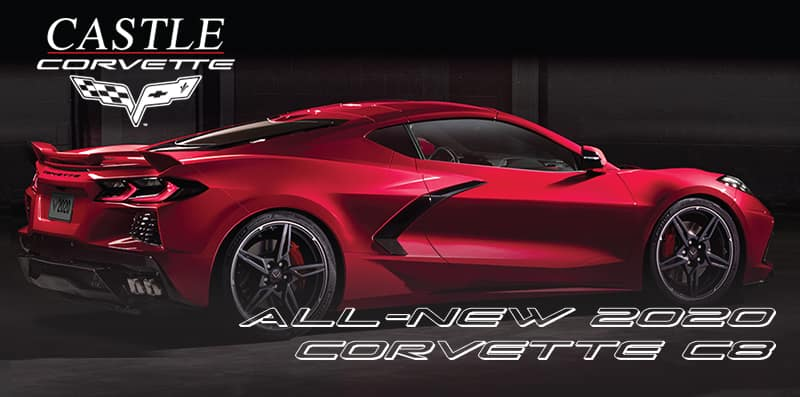 2020 Chevrolet Corvette Mid Engine C8 Now Taking Orders