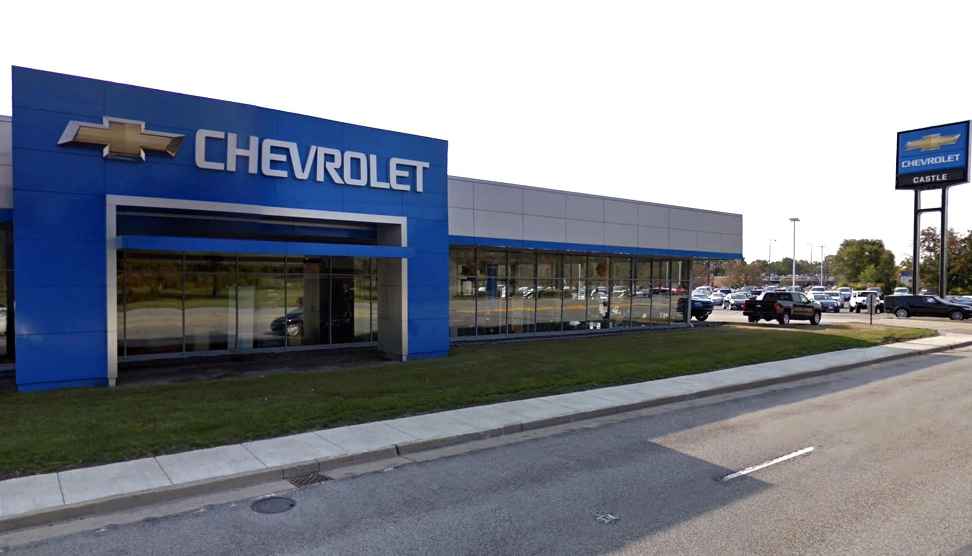 Chevrolet Dealership Elk Grove Village