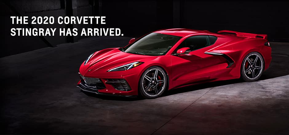 2020 Mid-Engine Corvette Overview & Special Order | Castle ...