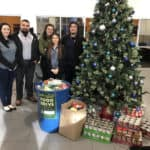 Castle Chevrolet Donates To Chicago Food Drive