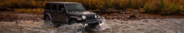 New 2018 Jeep Wrangler North Savannah