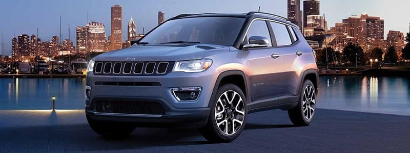 New 2019 Jeep Compass Savannah GA