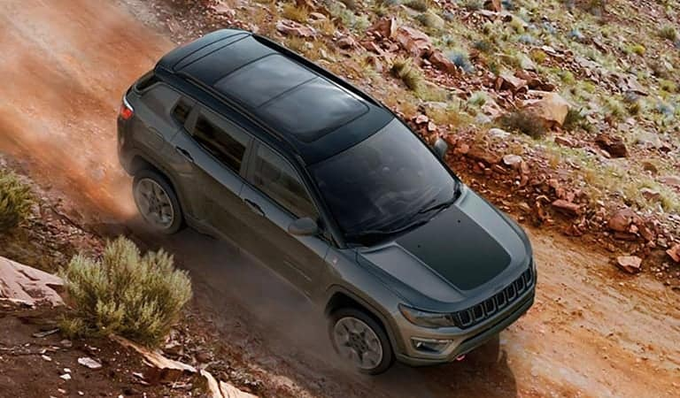 2019 Jeep Compass Savannah Georgia