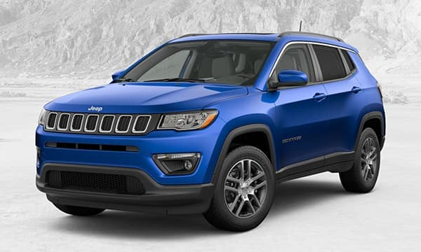 2019 Jeep Compass Sun & Wheel