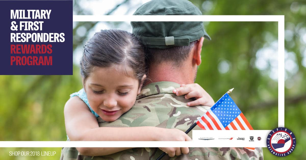 Military and First Responders CDJR North Savannah