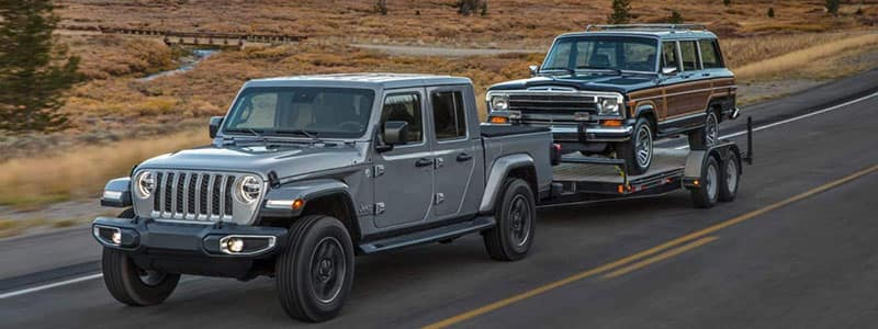 Savannah GA New 2020 Jeep Gladiator