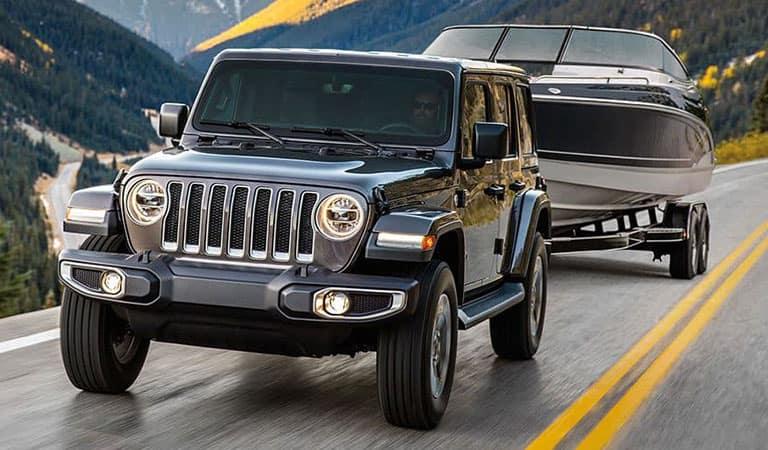 2019 Jeep Wrangler Savannah Georgia