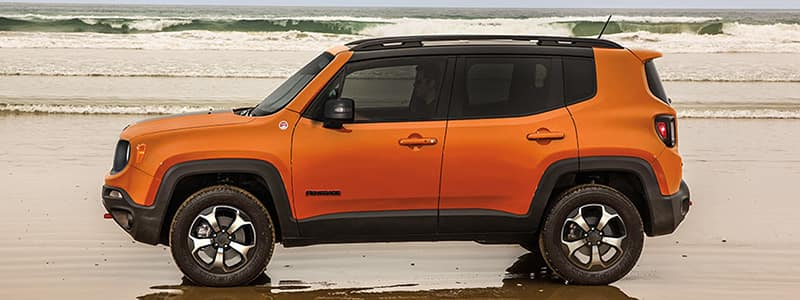 New 2019 Jeep Renegade Savannah GA