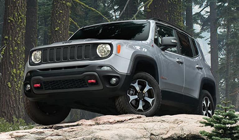 Savannah Georgia New 2019 Jeep Renegade