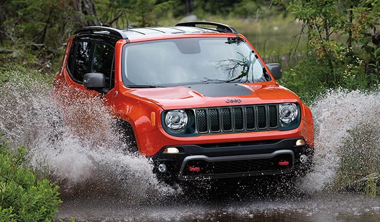 New 2019 Jeep Renegade Savannah Georgia