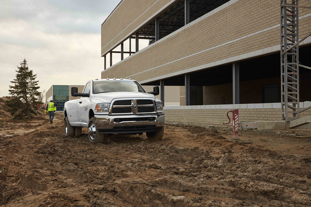 Ram 2500 Safety Features