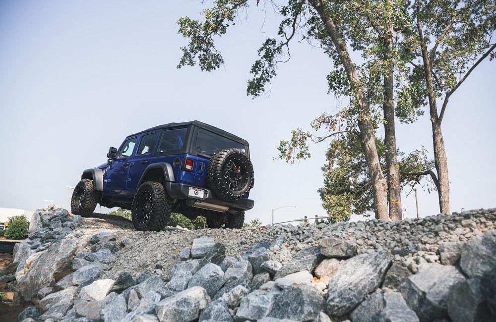 Jeep Homeland