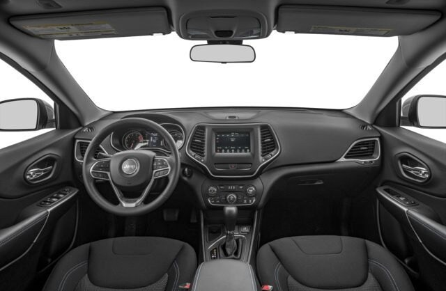 Jeep Cherokee Technology Features