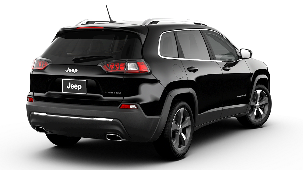 2019 Jeep Cherokee Safety