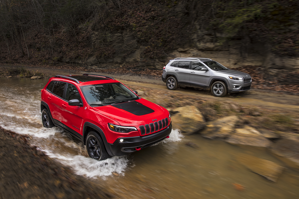 2019 Jeep Cherokee Performance Specs