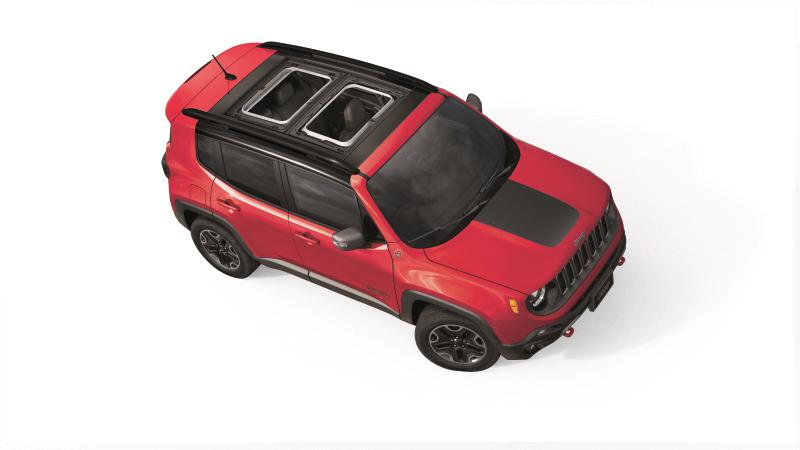 Jeep Renegade Specs