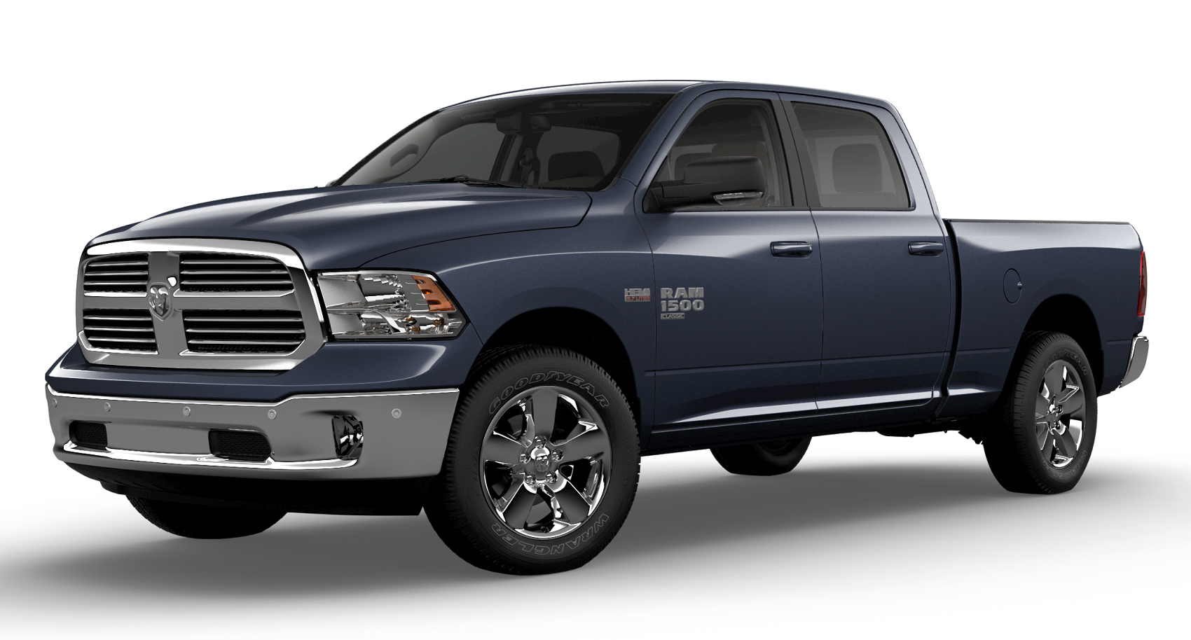 2019 RAM 1500 LIMITED CREW CAB BOX