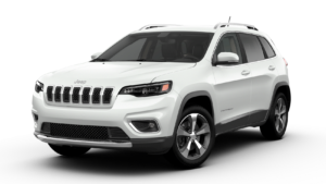 Jeep Cherokee Limited FWD Bright White Clear Coat