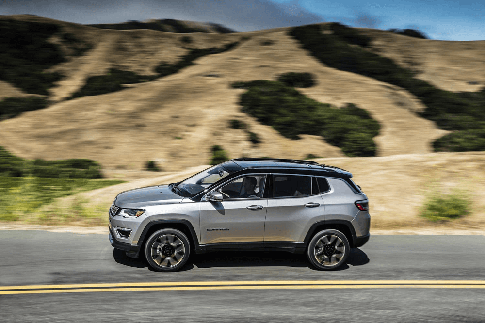 Jeep Compass Performance Specs