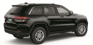 GRAND CHEROKEE LAREDO E jellybean in Diamond Black Crystal