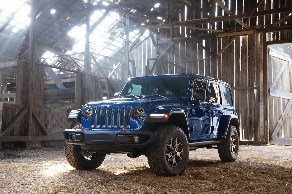 2020 Jeep Wrangler Specs