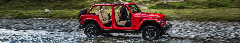 New 2018 Jeep Wrangler South Savannah