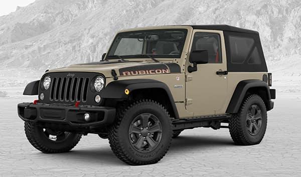 2018 Jeep Wrangler JK Rubicon Recon