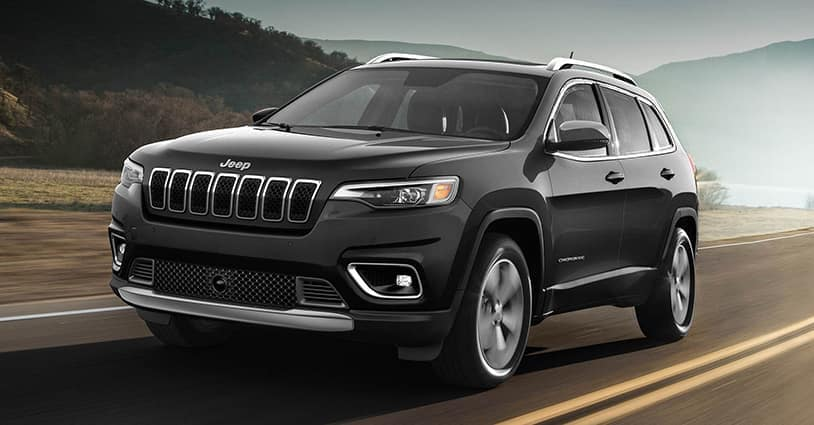 New 2019 Cherokee CDJR South Savannah Jeep