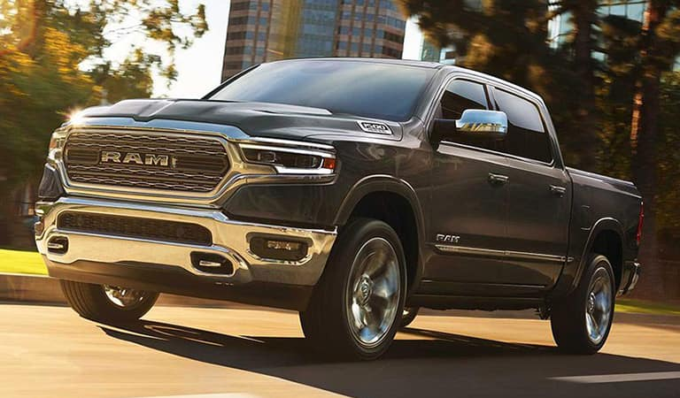 2019 Ram 1500 Interior Features