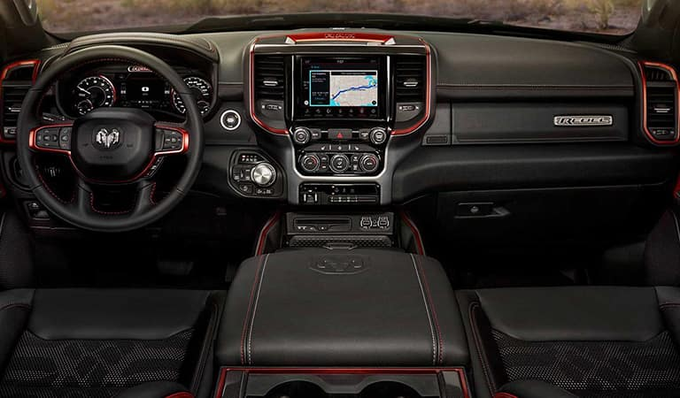 2019 Ram 1500 Exterior Features